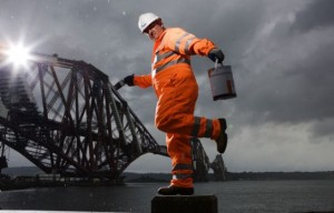 Balfour Beatty - Forth Rail Bridge