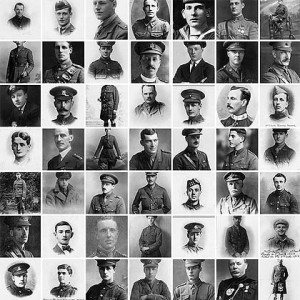 Faces of the First World War