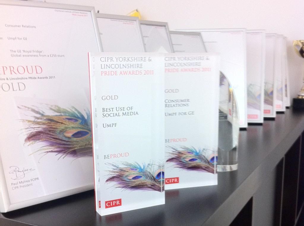 Leeds PR Agency. Award winning PR Agency