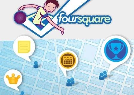 Foursqure logo