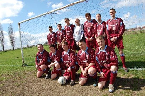 Ed Balls Morley Town Umpf social media stunt full team