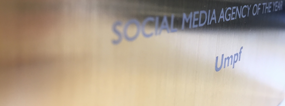 Social Media Agency Of The Year 2015