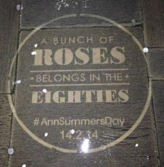 #AnnSummersDay