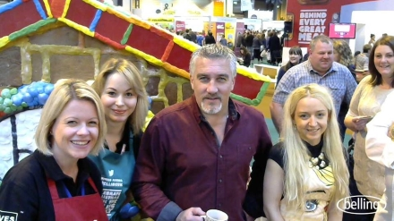 Bellling Twitter Mirror BBC Good Food Show Paul Hollywood