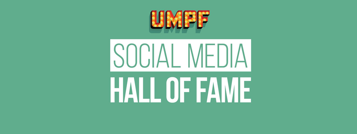 Social Media Hall of Fame cover