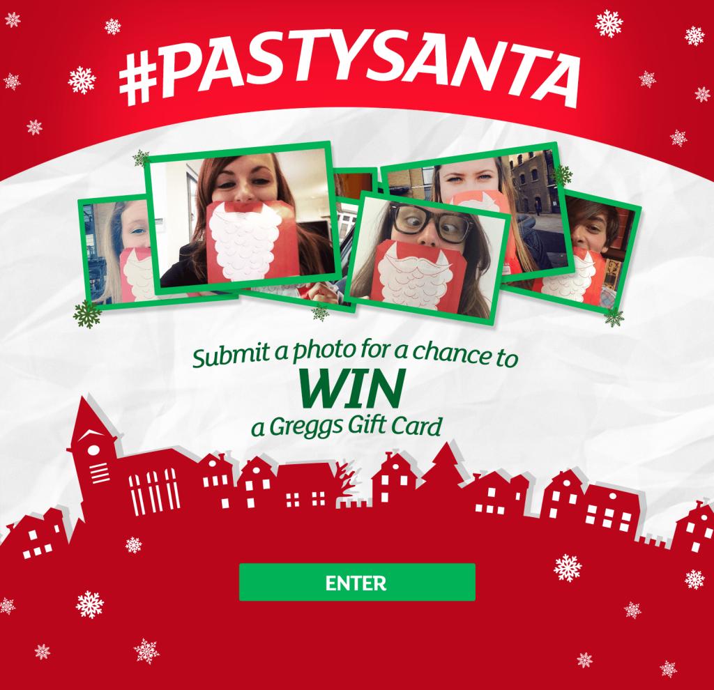 #pastysanta