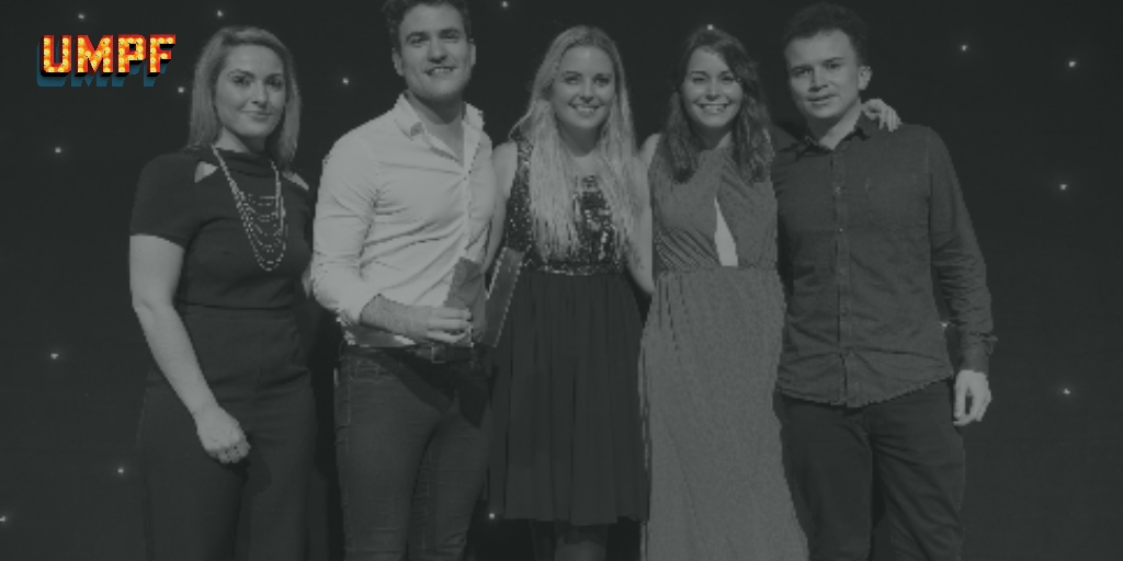 Northern Marketing Awards Best Small Agency BW