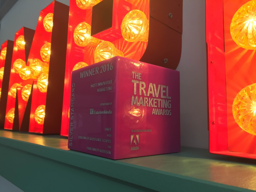 Travel Marketing Award