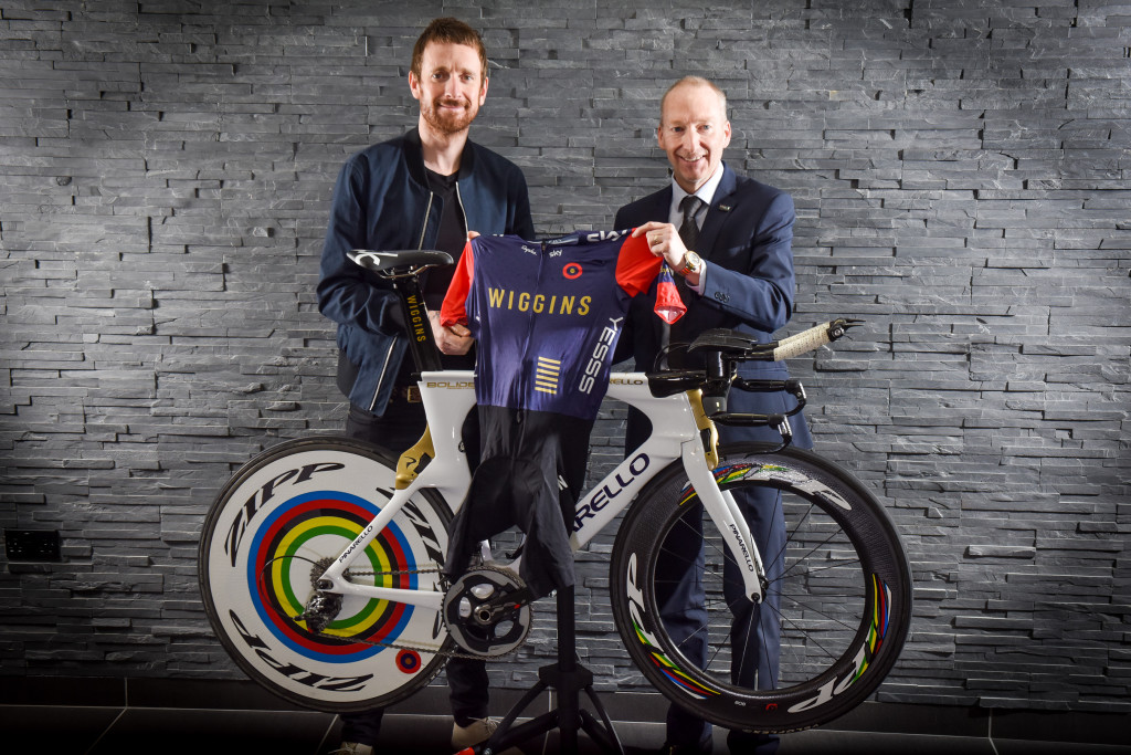 WIGGINS launch