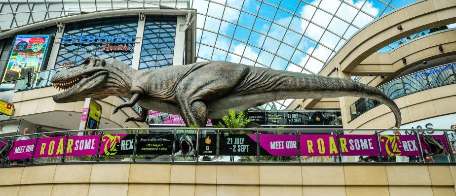 T rex cropped