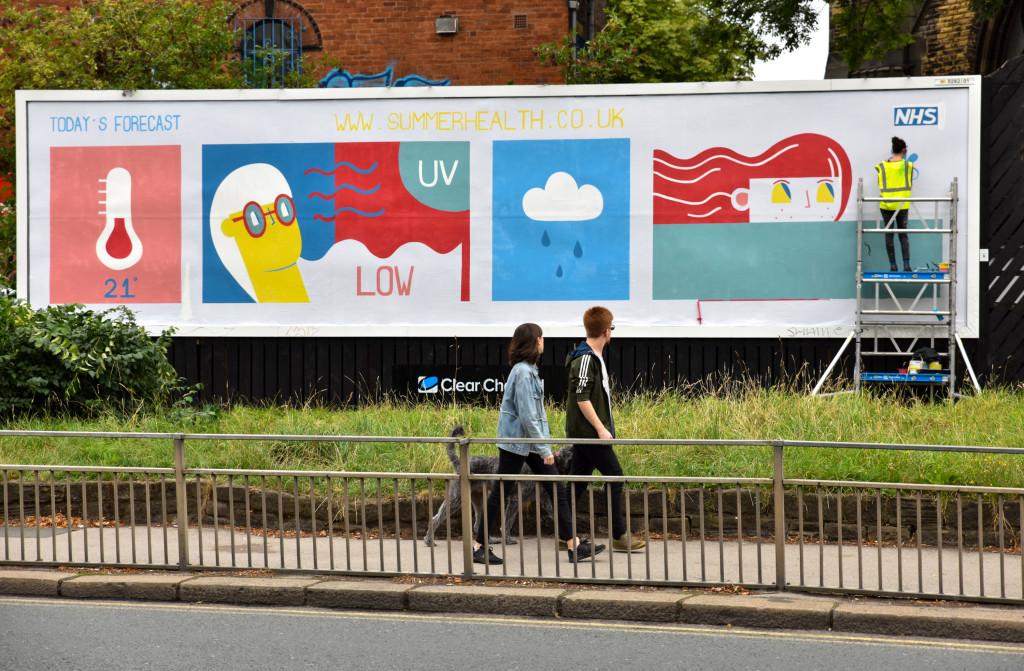 Emma Hardaker - NHS Leeds CCG Billboard (4)