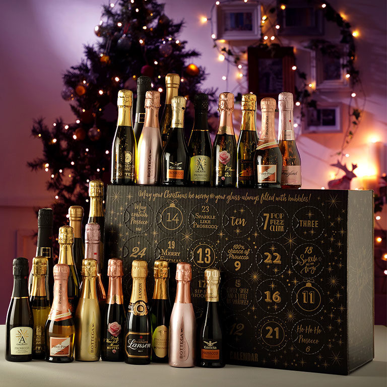 Lanchester Wines Boozey Advent Calendar