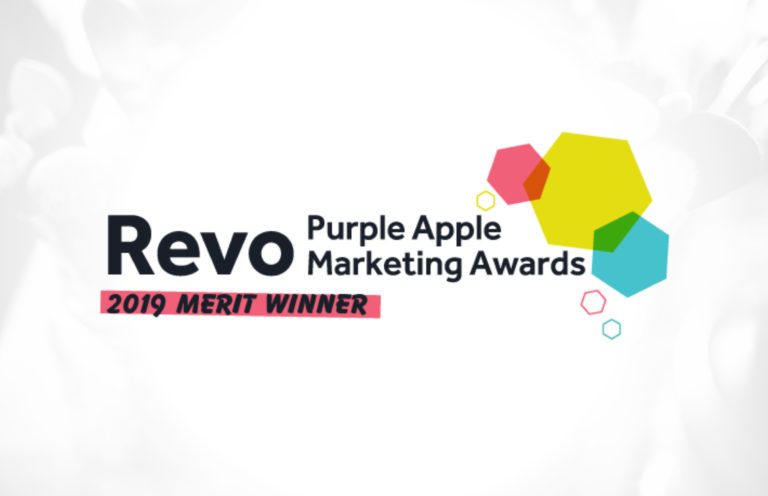 Purple Apple Award Winner