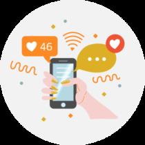 Umpf Social Media Icon